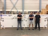 IPS Technology sponsort Solar Team Eindhoven